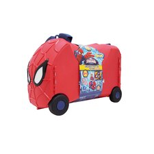 Spiderman Push/Scoot Ride-On