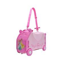Disney Princess Ride-On/Carry-On Toy Box