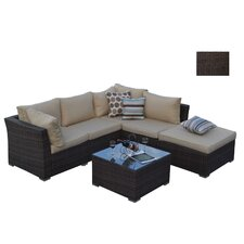 Jicaro 5 Piece Deep Seating Group