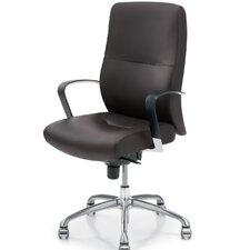 Dorso E High Back Leather Executive Chair