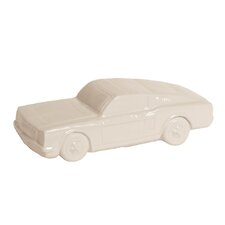 Memorabilia Porcelain My Car Figurine