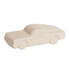 Memorabilia Porcelain My Car Sculpture