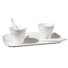 Estetico Quotidiano 5 Piece Coffee Set