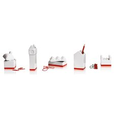 Desktructure the City Porcelain Desk Organizer Set