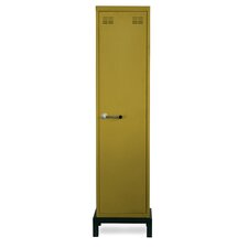 "Stack 15.8"" Metal 1 Door Cabinet"