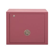 "Stack 19.7"" Metal 1 Drawer Cabinet"