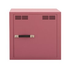 "Stack 19.7"" Metal 1 Door Cabinet"