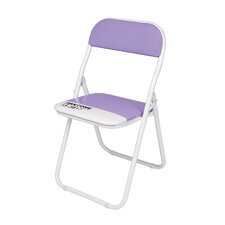 Pantone® 15-3817 Metal Folding Chair