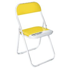 Pantone® 14-0848 Metal Folding Chair