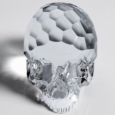 The Hamlet Dilemma Crystal Skull Figurine