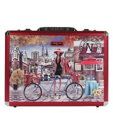 Priscilla Bicycle Laptop Briefcase