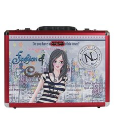 Priscilla Dolly Laptop Briefcase
