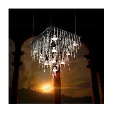 Outdoor 13 Light Beacon Chandelier