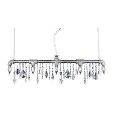 Tribeca 5 Light Bar Chandelier