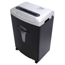 20-Sheet Heavy-Duty Crosscut Paper Shredder