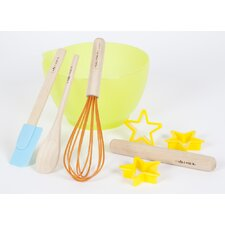 8 Piece Childrens Baking Set