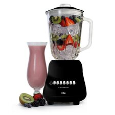 Gourmet 10 Speed Blender with 48 oz. Glass Jar