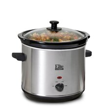 Gourmet 3-Quart Slow Cooker