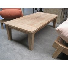 Betawi Garden Phinn Rectangle Teak Coffee Table