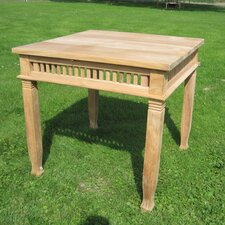 Betawi Garden Square Teak Dining Table