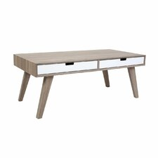 Idun Coffee Table with 2 Drawers