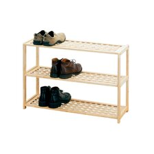 3 Tier Shoe Rack I
