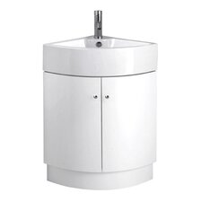 Plaza Wash Stand with Basin
