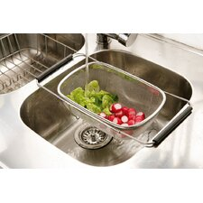 11 cm Over Sink Drainer with Expandable Handle