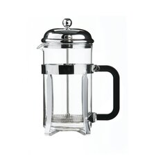 Colombia Cafetiere in Chrome