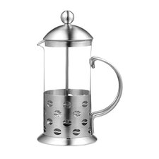 Stainless Steel Bean Design Cafetiere