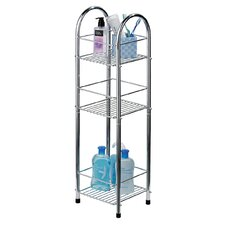 3 Tier Storage Stand Bathroom Containers