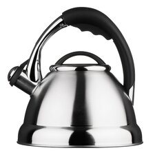 Tenzo 2.5L Stainless Steel Whistling Kettle