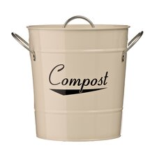 Powder Coated Compost Bin with Handles