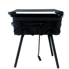 Charcoal Barbeque in Black