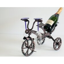 """Helpful Bike"" Wine Rack"