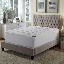 High-Loft Fiberbed Mattress Pad