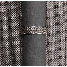 Mini Basketweave Napkin Ring