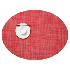 <strong>Chilewich</strong> Oval Mini Basketwave Placemat