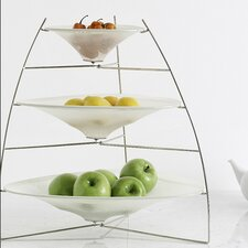 Three Tier Ray Tray