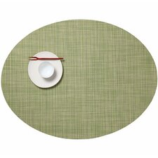 <strong>Chilewich</strong> Oval Mini Basketweave Placemat
