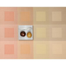 Rectangle Engineered Squares Placemat