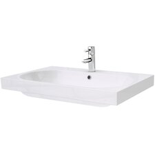 Austen Washbasin in White