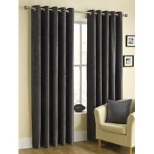 Rico Lined Eyelet Curtains