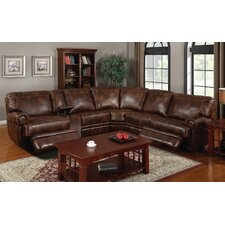 Silverthrone Dual Reclining Sectional
