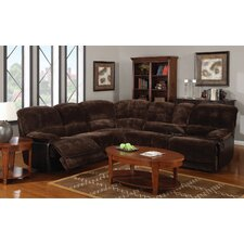 Mt. Shasta Dual Reclining Sectional