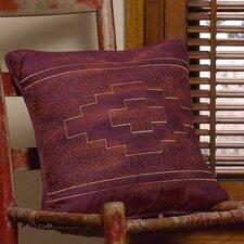 Red Desert Decorative Pillow