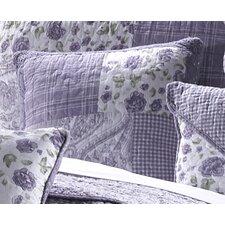 Lavender Rose Decorative Pillow