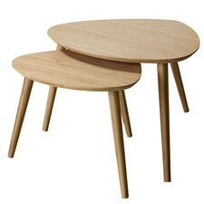 Noble 2 Pieces Nest of Tables