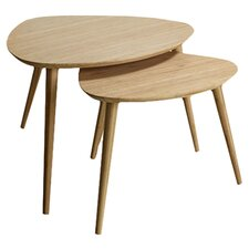 Noble 2 Piece Nest of Tables