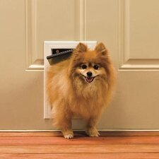 Freedom Aluminum Pet Door